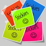 【付箋紙ソフト】Stickies スティッキーズの使い方